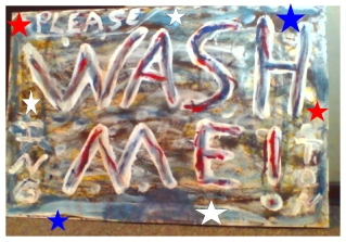 wash stars