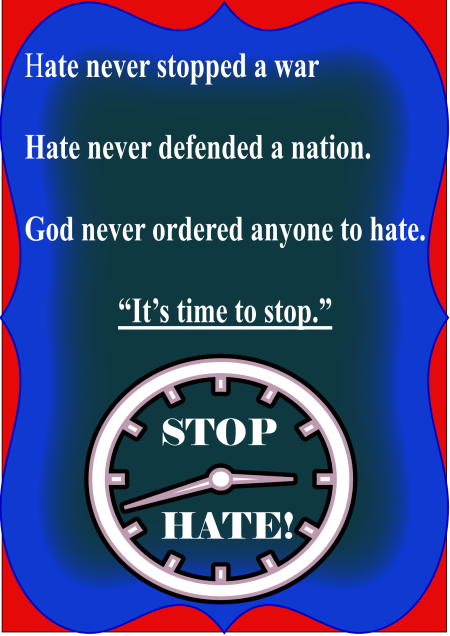 stop hate pl