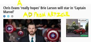 Chris Evans is actor star who  playing Captain America